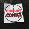 CenturyComicsLogoDecal