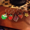 Book Club Wine Charms 2