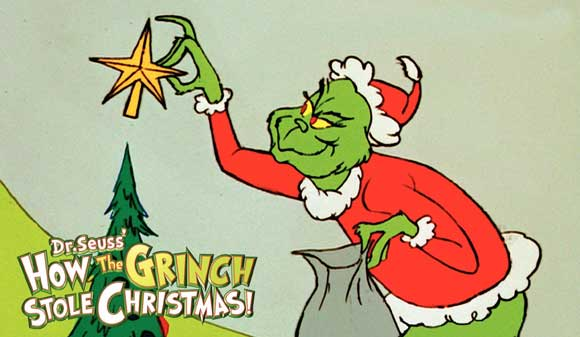 Grinch Who Stole Data Infographic