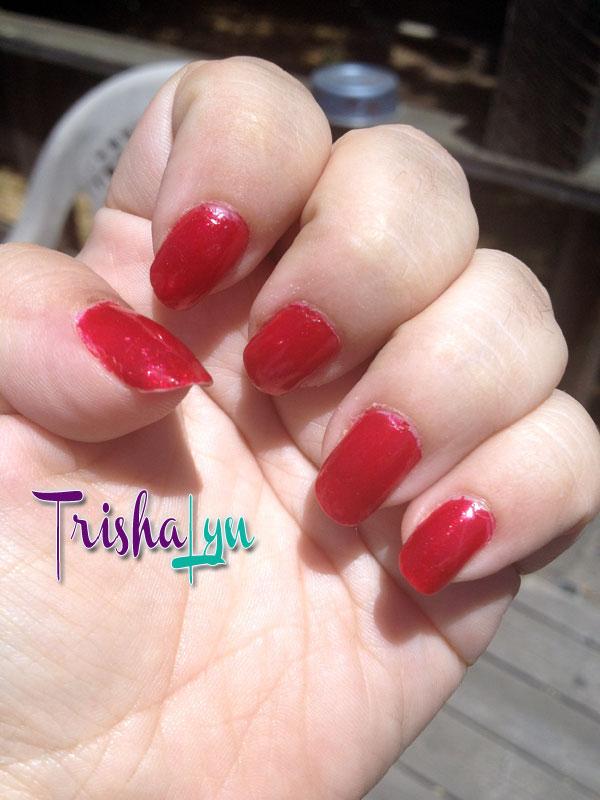 A Vampy Red: Julep Scarlett | TrishaLyn.com