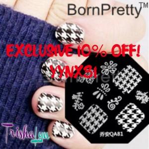 Born Pretty Store Exclusive 10% Off
