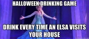 Esla Costume Drinking Game