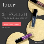 Julep $1 Black Friday Polish Sale is BACK!