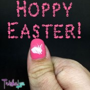 Hoppy Easter Manicure