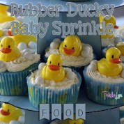 Rubber Ducky Baby Sprinkle: The Food