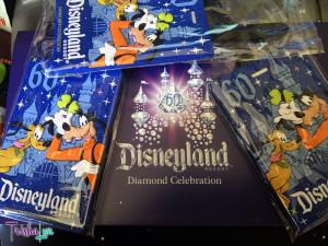 Disneyland Travel Package Goodies