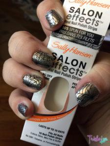 Sally Hanson Salon Effects Spun For You