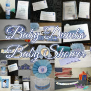 Baby Dumbo Baby Shower
