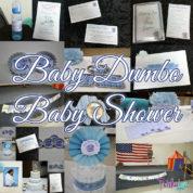 Baby Dumbo Baby Shower