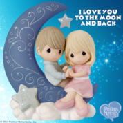 Precious Moments has Adorable Figurines for your Valentine!